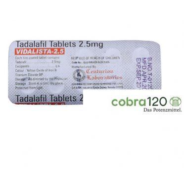Vidalista Tabletten