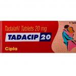 Tadacip 20 mg Tabletten