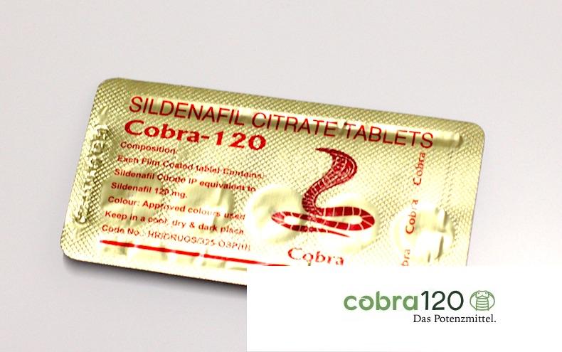 Erste Post über Cobra 120